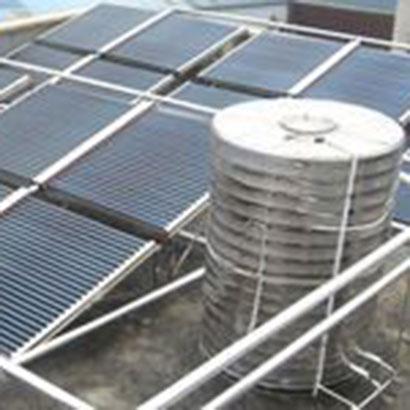 蔡家榨街长岭岗中心太阳能系统