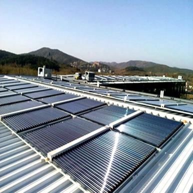 江西医院太阳能热水系统