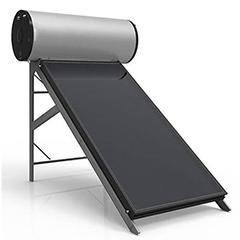 一体式平板太阳能