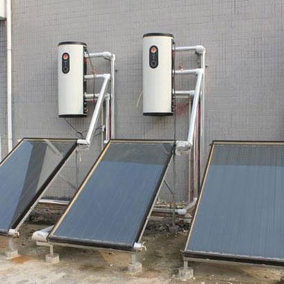 纽宾凯酒店平板太阳能热水工程